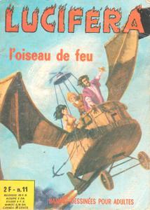Lucifera n.11 L'oiseau de feu