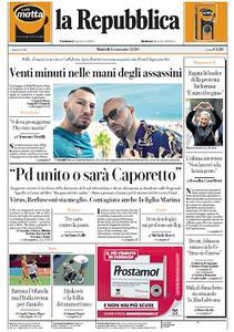 la Repubblica - 8 Settembre 2020