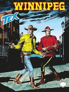 Tex Willer N.658 - Winnipeg! (2015)