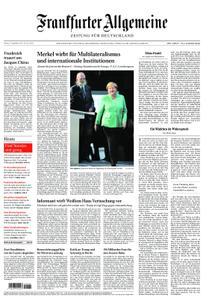 Frankfurter Allgemeine Zeitung F.A.Z. - 27. September 2019