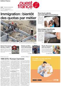 Ouest-France Édition France – 06 novembre 2019