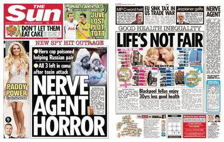 The Sun UK – 08 March 2018