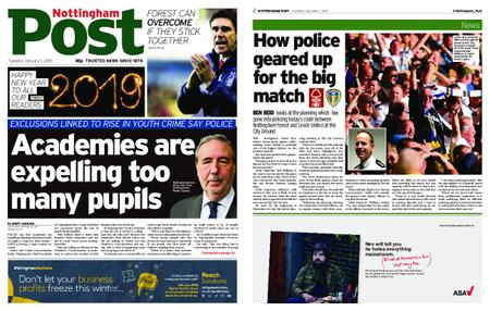 Nottingham Post – January 01, 2019