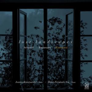 Joanna Kamenarska & Moises Fernández Via - Lost Landscapes (2019)