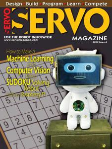 Servo Magazine - Issue 4 2020