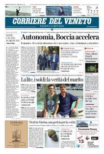 Corriere del Veneto Padova e Rovigo – 10 luglio 2020
