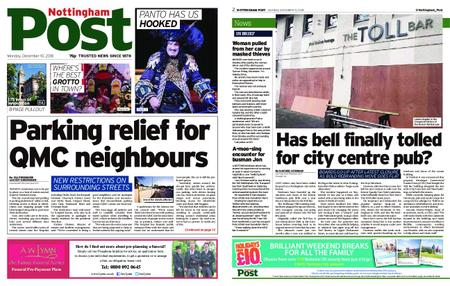 Nottingham Post – December 10, 2018