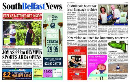 South Belfast News – June 28, 2018