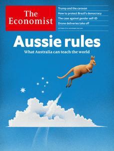 The Economist Latin America – 27 October 2018