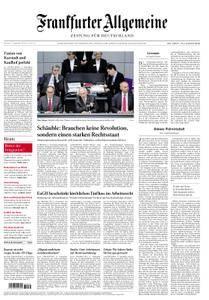 Frankfurter Allgemeine Zeitung F.A.Z. - 12. September 2018