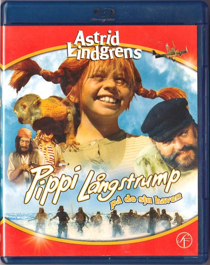 Pippi in the South Seas / Pippi Långstrump på de sju haven (1970)