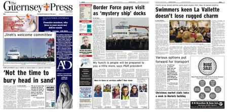The Guernsey Press – 27 November 2019