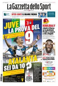 La Gazzetta dello Sport Roma – 11 luglio 2020