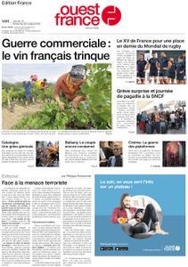 Ouest-France Édition France – 19 octobre 2019
