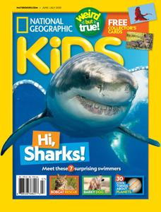 National Geographic Kids USA - June 2020