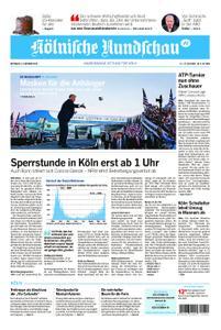 Kölnische Rundschau Wipperfürth/Lindlar – 14. Oktober 2020