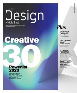 Design Middle East - November 2020