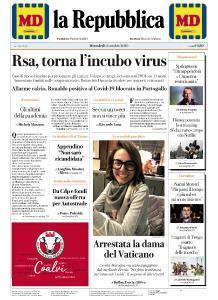 la Repubblica - 14 Ottobre 2020
