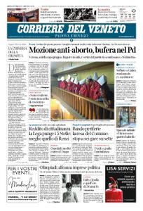 Corriere del Veneto Padova e Rovigo – 06 ottobre 2018