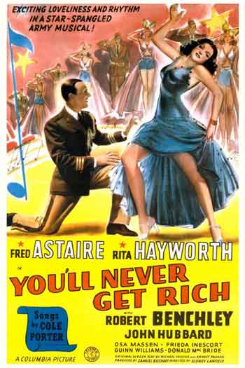 You'll Never Get Rich (1941)