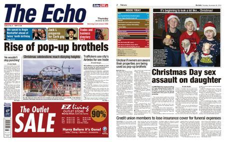 Evening Echo – November 28, 2019