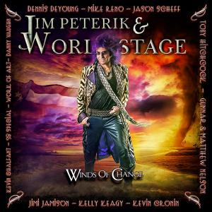 Jim Peterik & World Stage - Winds of Change (2019)