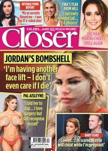 Closer UK - 28 August 2019
