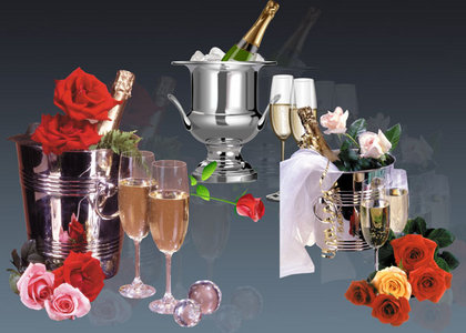 Champaign - Clipart for Photoshop
