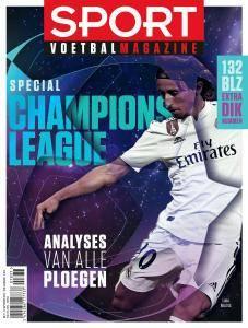 Sport Voetbal Magazine - 12 September 2018