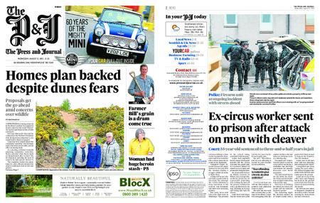 The Press and Journal Moray – August 21, 2019