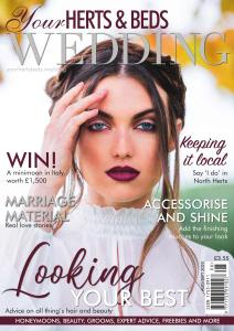 Your Herts & Beds Wedding - August-September 2020
