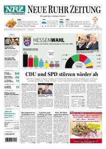 NRZ Neue Ruhr Zeitung Essen-Postausgabe - 29. Oktober 2018