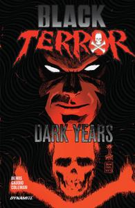 Dynamite-Black Terror Dark Years 2021 Hybrid Comic eBook