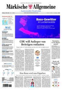 Märkische Allgemeine Luckenwalder Rundschau - 12. März 2018