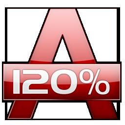 Alcohol 120%  v2.1.0.20601 Multilanguage Portable