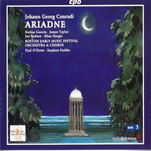 Karina Gauvin - Conradi: Ariadne (2005)