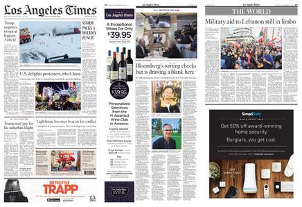 Los Angeles Times – November 29, 2019