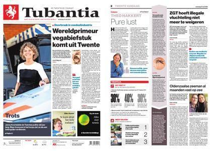 Tubantia - Enschede – 16 mei 2018