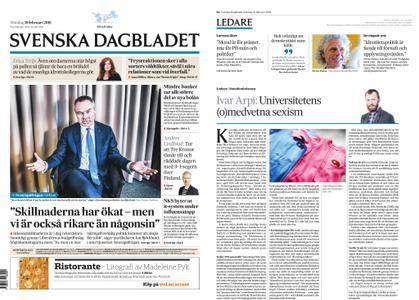 Svenska Dagbladet – 19 februari 2018