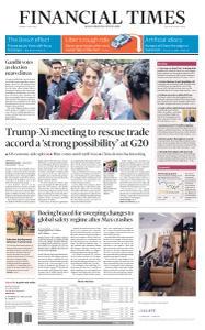 Financial Times USA - May 13, 2019