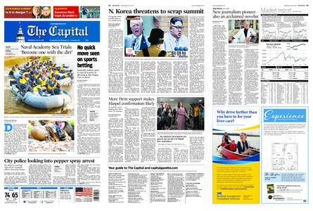 The Capital – May 16, 2018