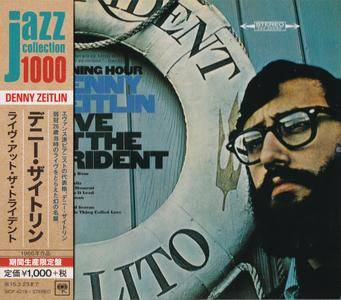 Denny Zeitlin Trio - Live At The Trident (1965) {2014 Japan Jazz Collection 1000 Columbia-RCA Series SICP 4219}