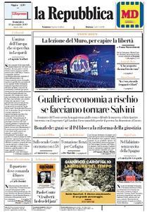 la Repubblica - 10 Novembre 2019