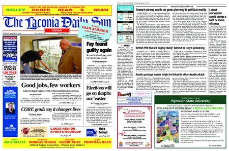 The Laconia Daily Sun – March 13, 2018