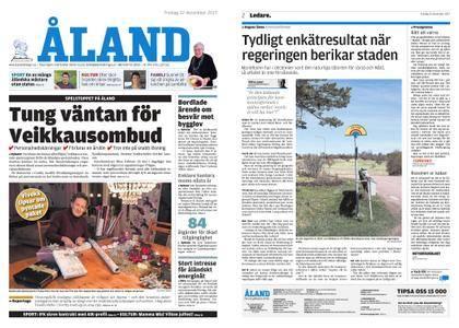 Ålandstidningen – 22 december 2017