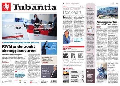 Tubantia - Enschede – 04 april 2018