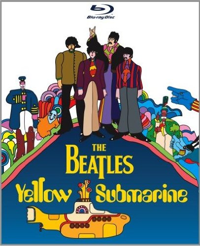 Yellow Submarine (1968) [w/Commentary]