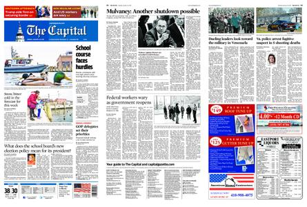 The Capital – January 28, 2019