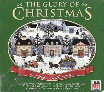 VA - The Glory Of Christmas (5CD box set) (1998) {Time-Life Music}