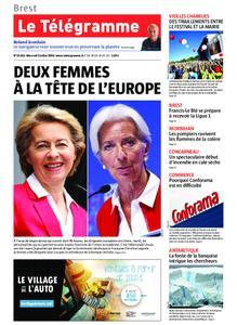 Le Télégramme Brest – 03 juillet 2019